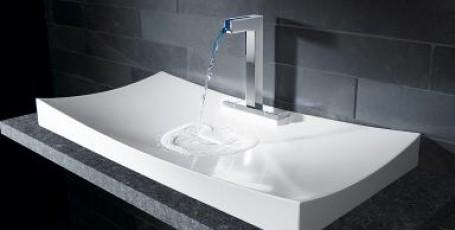 Как почистить раковину в ванной